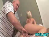 Young slut is pounded ...