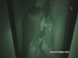 GF Blowjob Caught on Nightvision Thumbnail