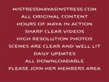 Mistress Maya Sinstress professional dominatrix in Chicago Thumbnail