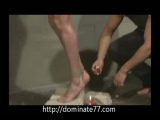 Tied up babe gets hot wax and pussy pump Thumbnail