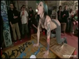 Tattoo girl fucked by ...