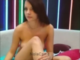 Teen Stripper Webcam Masturbation Thumbnail