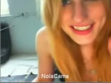 Hot Blonde Amateur Webcam Tease Thumbnail