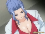 Shemale hentai nurse oralsex and deep poking by shemale anime Thumbnail