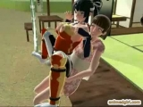 3d Japanese hentai shemale fucked from behind Thumbnail