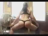 Hot Girl Dancing in he...