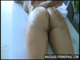 Big tit hottie stripped for massage Thumbnail