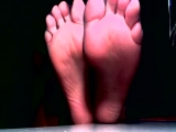 Sheer toes and wrinkle...