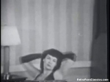 Betty Page Teasing in ...
