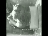 Sexy lady farting pooping on toilet 22 Thumbnail