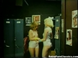 Classic FFM Locker Room Threesome Thumbnail