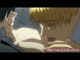 Anime gay hardcore sex and love act Thumbnail