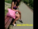 outdoor fucking with y...