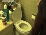 hot lady farting pooping on toilet 90 Thumbnail