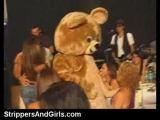 Dancing bear party wit...
