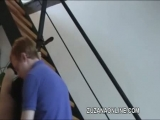 Tied up czech teen babe Thumbnail