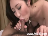asian blowjob and very...