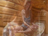 Shocking busty girlfriend in cottage Thumbnail