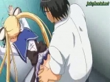 Teen anime blonde gets drilled Thumbnail