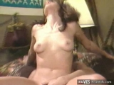 Wet hairy pussy nailed by strong cock Thumbnail