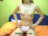 Blonde Amateur Webcam ...