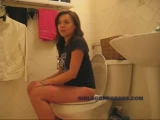 Bathroom farting fetish poops Thumbnail