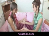 Natasha Shy and her se...