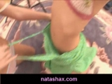 Natasha Shy and Sasha Blonde playing blindfold game Thumbnail
