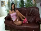 brunette having masturbation time Thumbnail