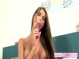 young models dildoing with dildo Thumbnail