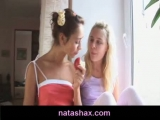 Natasha Shy playing wi...