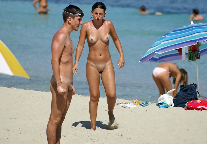 naples nude beach