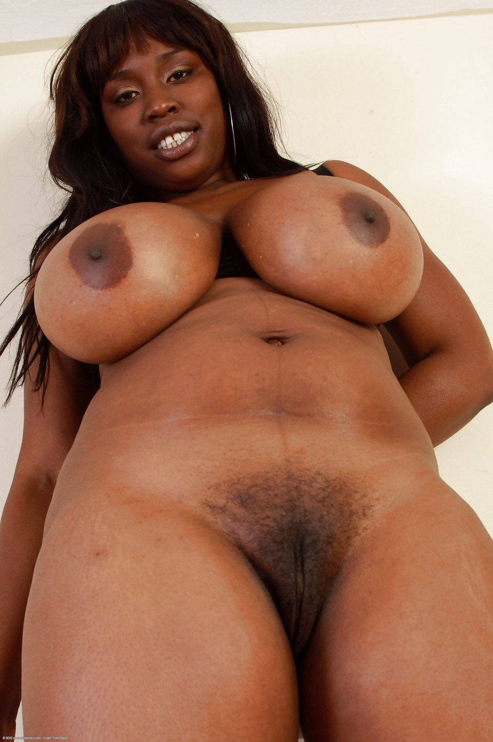 Big black mature