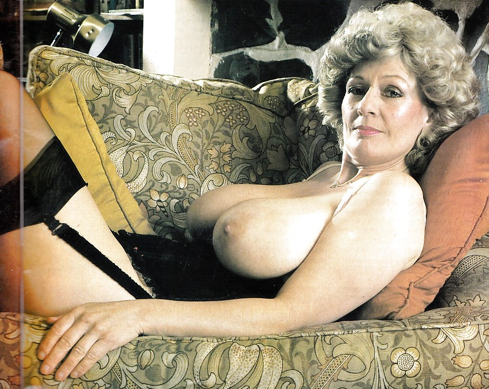 Retro vintage big boobs nude well understand