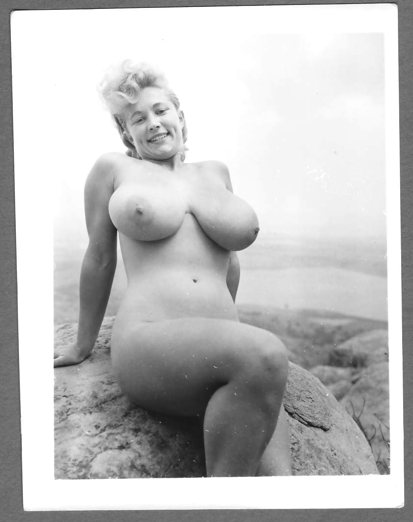 For the vintage classic retro big tits boobs