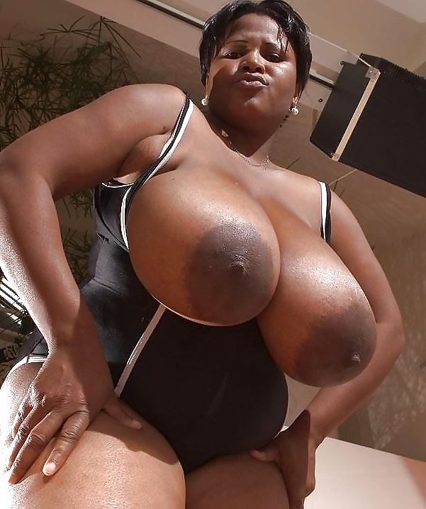 black big boobs