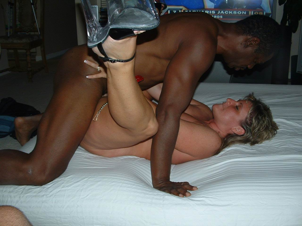 interracial cuckold slave