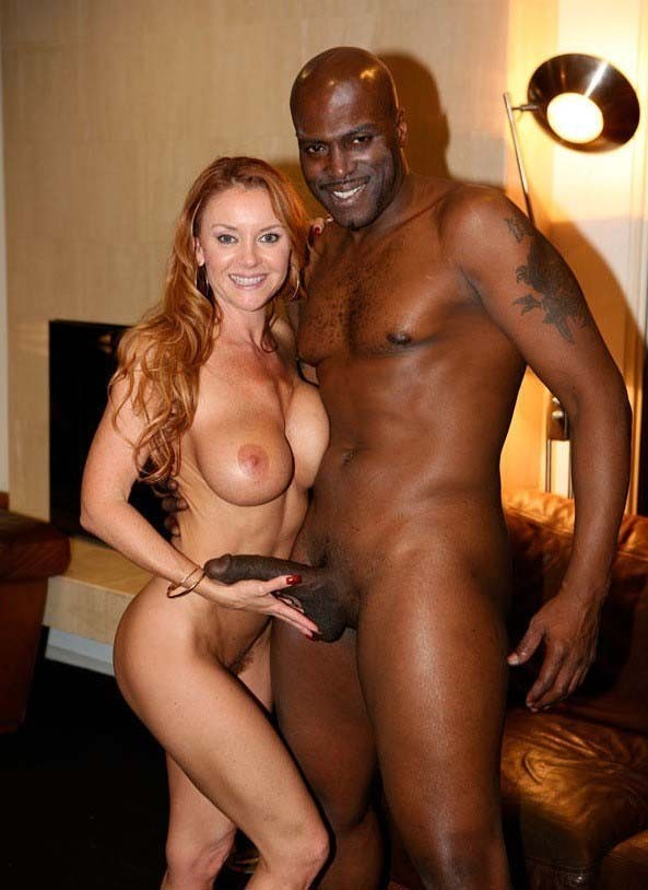Carrie moon interracial