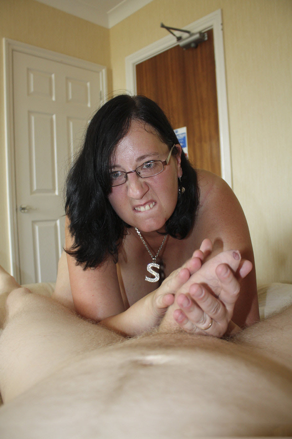 Mature blowjob on slutload