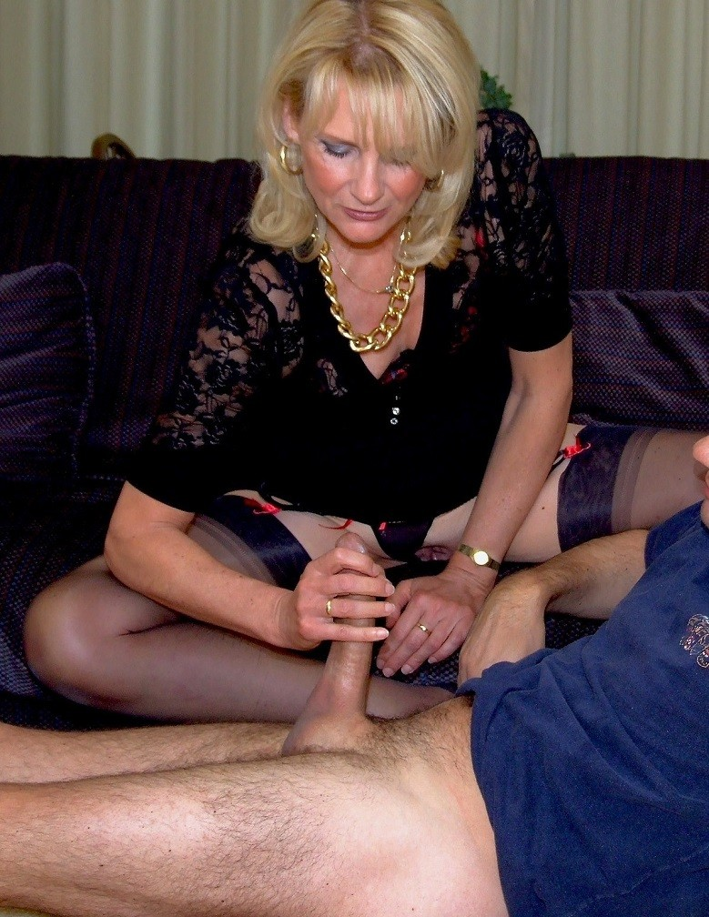Fucked up mature wife