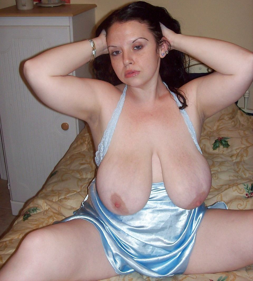 Huge mature titties