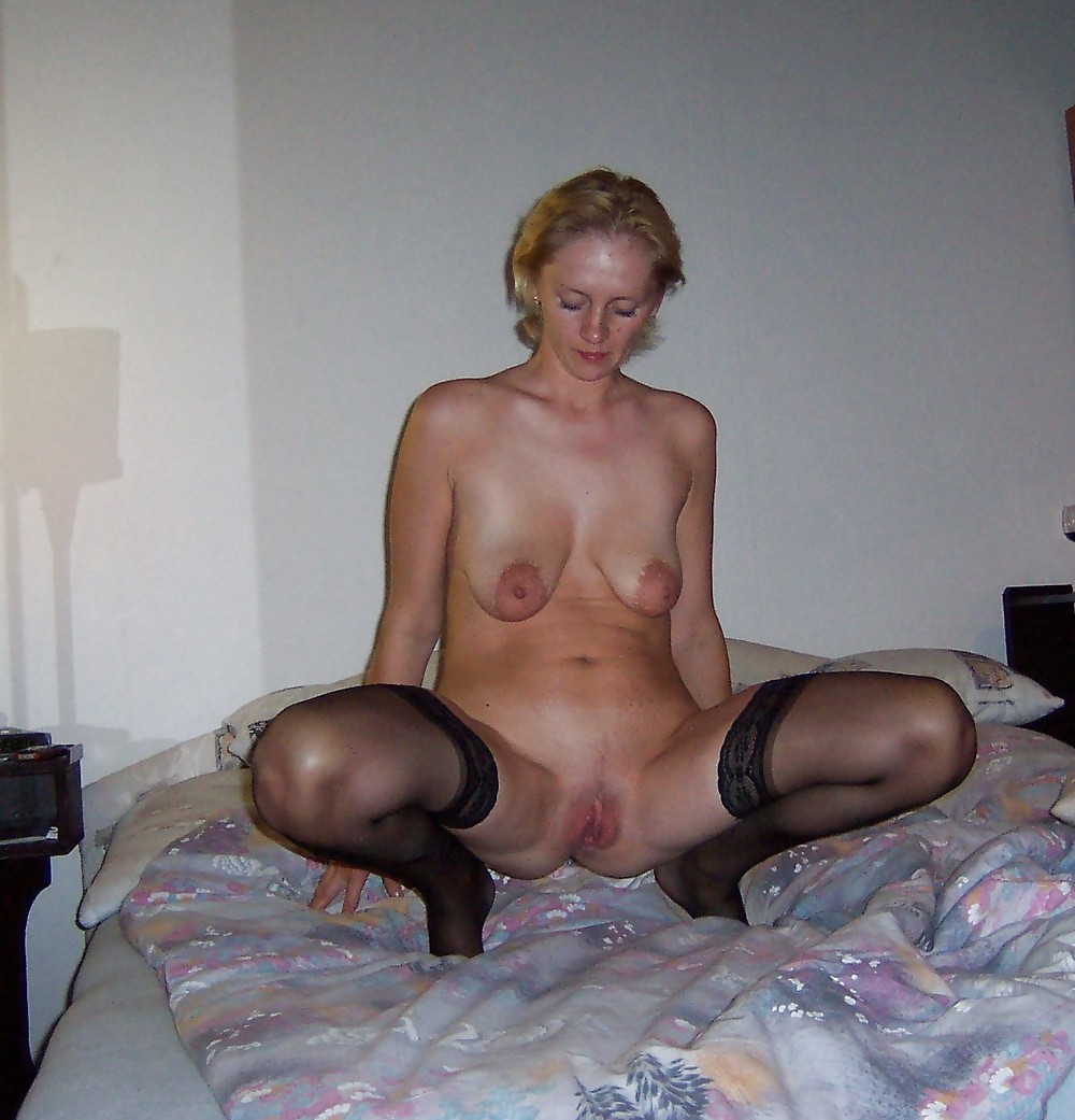 image Mature with saggy tits tortured by perverse couple part 3
