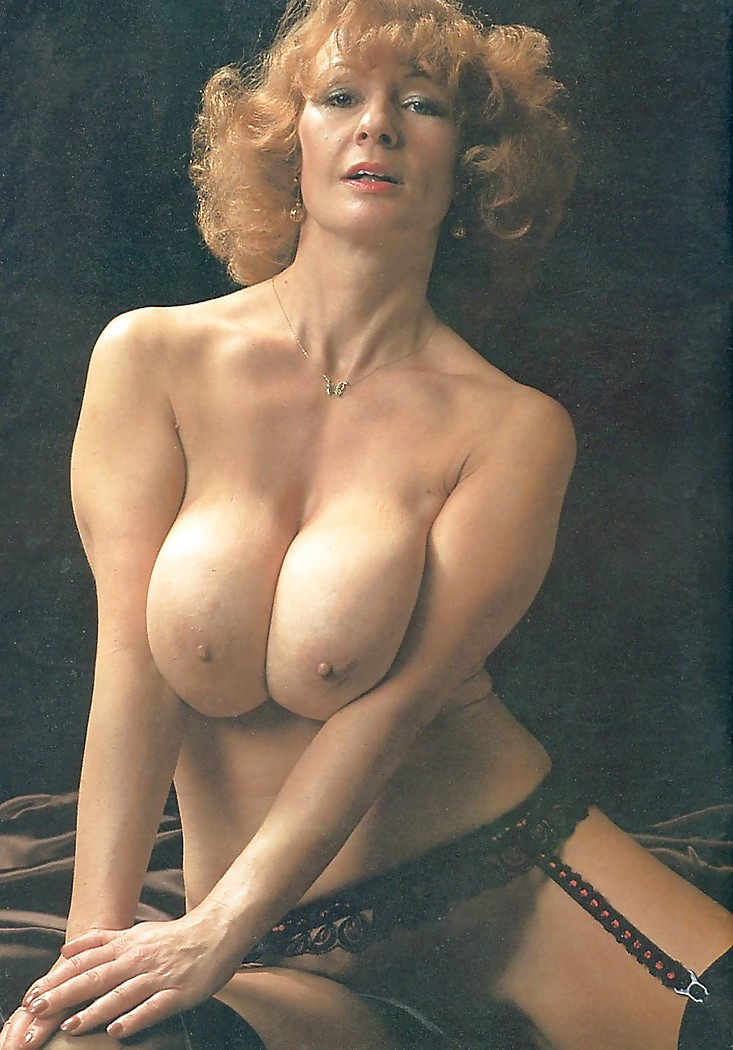 Have Vintage big boob women nude consider, that